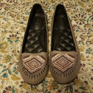 Reef Shoes - Reef Beaded Flats